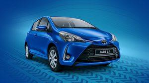 Toyota Yaris ใหม่ 2017 เปิดตัวที่แอฟริกาใต้ ในราคา 5 แสนต้นๆ