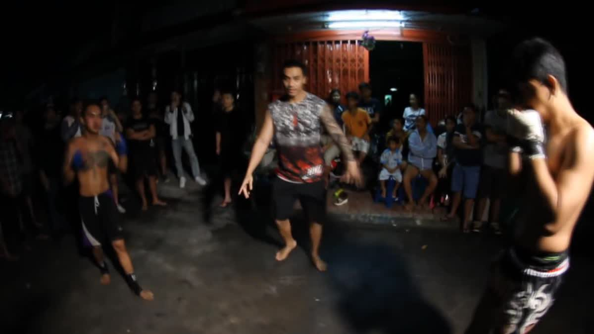 Fight Club Thailand เสตัน x แซม คู่ที่ 12