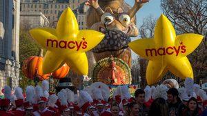 ร้าน Macy's จัดขบวนพาเหรดสุดอลังการใน วันขอบคุณพระเจ้า