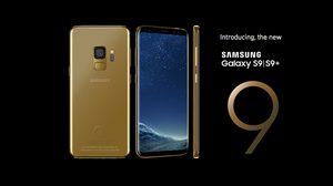 หรูได้อีก Truly Exquisite นำ Galaxy S9 และ Galaxy S9+ ชุบทอง 24K ราคาเกือบแสน