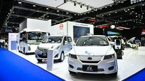 BYD พร้อมขับเคลื่อน ระบบการขนส่ง โดยใช้ไฟฟ้าที่ปลอด มลพิษ ในประเทศไทย