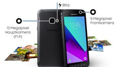 Samsung เตรียมเปิดตัว Galaxy Xcover 4 สมาร์ทโฟนสายลุย กันน้ำ กันฝุ่น กันกระแทก