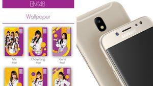 ยังไงกัน?? แอพ BNK48 โดย Samsung พร้อมรายละเอียด Only for Galaxy J