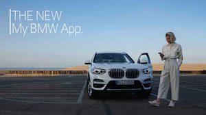 เชื่อมต่อให้คุณเป็นหนึ่งเดียวกับรถคันโปรด ด้วย My BMW App