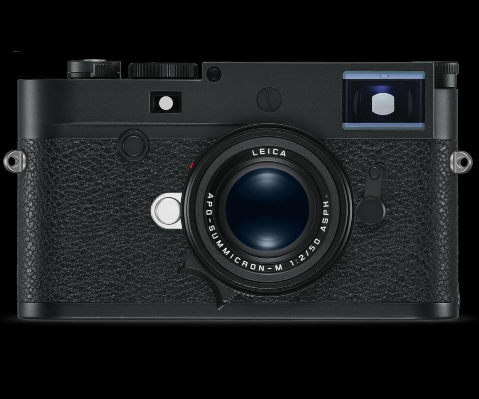 Leica M10-P สีดำ