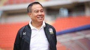 'สมยศ' เผยเตรียมพัฒนาบอลไทย 'เพิ่มลิขสิทธิ์-VAR-จัดทัวร์นาเมนต์ใหญ่'