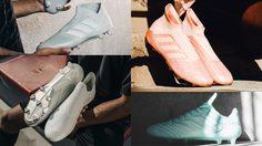 adidas Football เผยโฉม Spectral Mode Pack เติมเสน่ห์ให้เกมลูกหนังด้วยรองเท้าสีพาสเทล