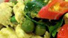 เมนู พาสต้าเขียวหวานไก่ หอมกระทิได้รสชาติ