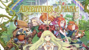 Adventures of Mana เกมส์ RPG รีเมคเกมส์ดังตระกูล Final Fantasy