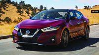 เปิดราคา Nissan Maxima 2019 ในสหรัฐอเมริกา ราคาเริ่มต้นที่ 1 ล้านนิดๆ