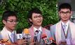 เด็กไทยเจ๋ง คว้าเหรียญทองเคมีโอลิมปิกระหว่างประเทศ