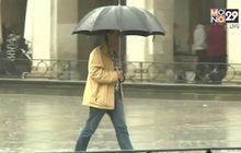 สเปนเผชิญฝนตกหนักจากอิทธิพลของพายุโซนร้อนเลซลี