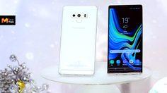 มาแล้ว!! Samsung Galaxy Note9 เปิดตัว สีขาวใหม่ First Snow ต้อนรับลมหนาวกับสีสุดคูล