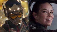 เหตุผลที่ เอวานเจลีน ลิลลี รู้สึกดีใจที่ เดอะวอสป์ ไม่ได้ไปโผล่ในหนัง Captain America: Civil War