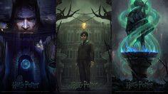 แฮร์รี่ พอตเตอร์ ถูกแปลงโฉมให้กลายเป็นแนวสยองขวัญ