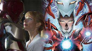 ประโยคสุดท้ายก่อนสายหลุดบอกใบ้!! หรือ เปปเปอร์ พ็อตต์ส จะเป็น เรสคิว ใน Avengers 4