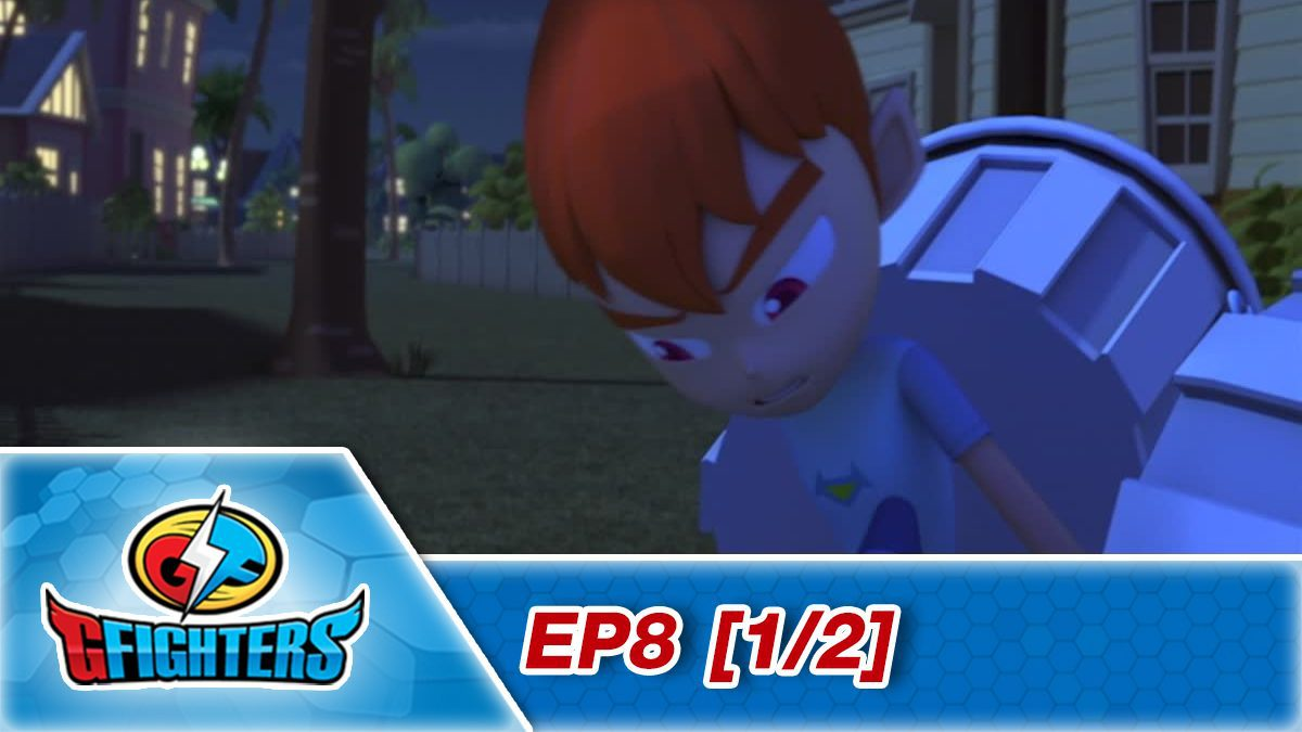 G Fighter EP 08 [1/2]