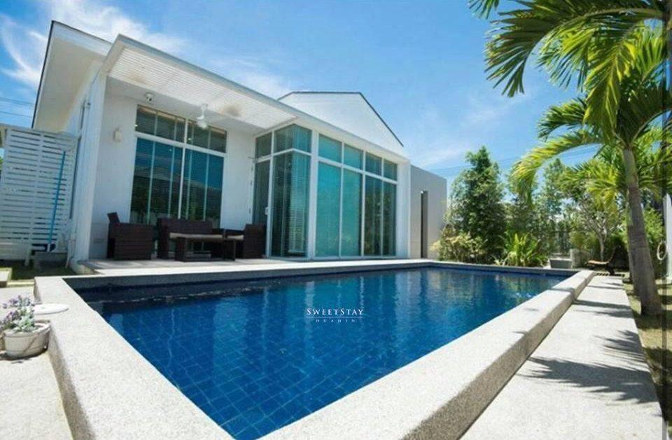 Groove 2 House Cha Am Pool Villa
