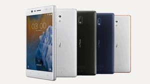 HMD อาจเปิดตัว Nokia 3 2018 รุ่นใหม่ปลายปีนี้ หลังพบรายชื่อ Nokia 3.1 หลุดออกมา