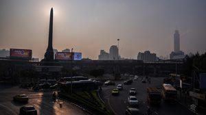 ฝุ่นละออง PM 2.5 เมืองกรุง อยู่ในเกณฑ์มาตรฐาน แม้เพิ่มขึ้นทุกพื้นที่