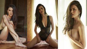 โบว์ SUPER วาเลนไทน์ เซ็กซี่ขยี้ใจชายไทย บนนิตยสาร Playboy