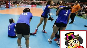 ข้อความสุดซึ้ง! จากอีเจี๊ยบ เลียบด่วน ถึงวอลเลย์บอลหญิงไทย