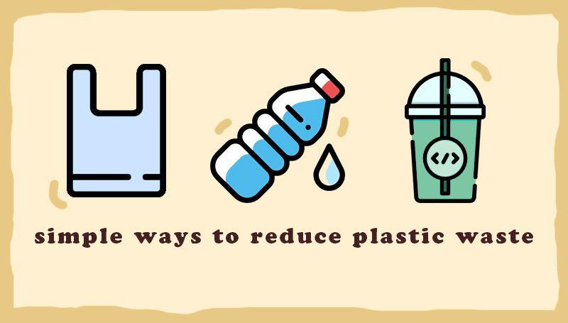 ขยะ พลาสติก รักษ์โลก ลดโลกร้อน