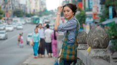 เปิดใจ น้ำหวาน พิไลพร! สาวไทยที่ได้ประกบดาราตัวท็อปของพม่าใน From Bangkok To Mandalay