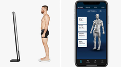 แอพฟิตหุ่น แบบยุค 4.0 สแกนร่างกายแบบ 3 มิติ พร้อมให้ข้อมูลของผู้ใช้อย่างละเอียด