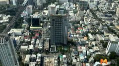 มหานคร สกายวอร์ค จุดชมวิวชั้นดาดฟ้าแบบ 360 องศา และรูฟท็อปบาร์ที่สูงสุดในไทย