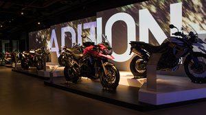 Triumph Motorcycles  เปิดตัว Triumph Factory Visitor Experience แหล่งรวมตำนานความคลาสสิกกว่า 1 ศตวรรษ ที่สาวกบิ๊กไบค์พลาดไม่ได้