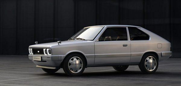 Hyundai Pony EV Concept