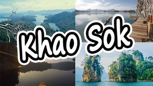 Thailand Trip Suggestion: Khao Sok National Park