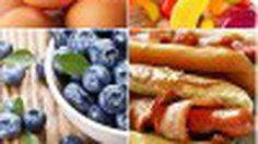 อาหาร 10 ชนิด ที่ เด็กเล็ก ไม่ควรกิน
