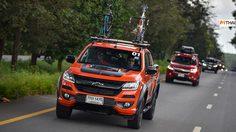 Chevrolet พาเที่ยวจันทบุรี ไปกับ Colorado X Thule สัมผัส Lifestyle สายลุย