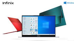 Infinix เปิดตัวแล็ปท็อประดับพรีเมียมรุ่นแรก INBook X1ผนึกกำลังกับ Intel และ Microsoft เพื่อประสิทธิภาพที่เหนือกว่า
