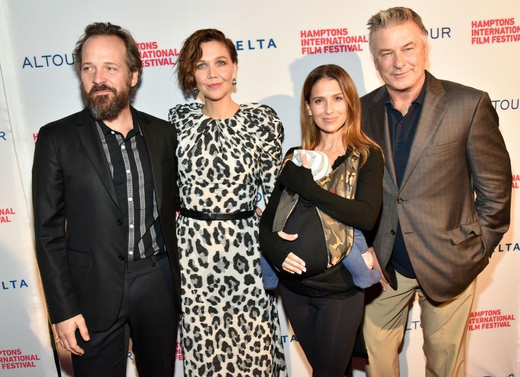 ครอบครัวบาลด์วินร่วมงาน Hamptons International Film Festival