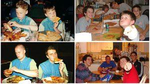 รูปภาพที่จะพิสูจน์ ความหมายของคำว่าเพื่อน - เพื่อนไม่เคยเก่า