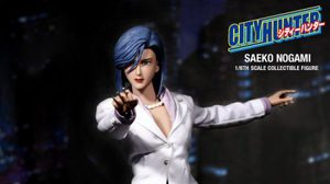 Hot Toys Hunter: Saeko Nogami (โนงามิ ซาเอโกะ ซิตี้ ฮันเตอร์)