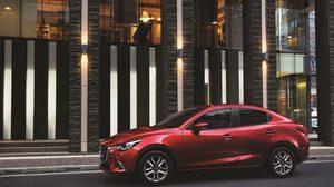 Mazda เพิ่มออพชั่นล้นคันใน Mazda2 ใหม่ เอาใจนักขับวัยรุ่น