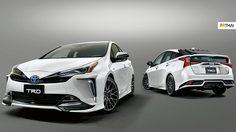 TRD เปิดตัวชุดแต่งโฉมใหม่ ปรับลุคเสริมหล่อสำหรับ Toyota Prius