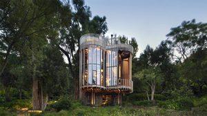 ลบภาพ บ้านต้นไม้ ที่เคยเห็นไปได้เลย!  Paarman  บ้านต้นไม้ สวยแพง อย่างมีสไตล์