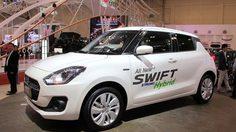 Suzuki Swift 'Strong Hybrid' เปิดตัวที่ อินโดนีเซีย