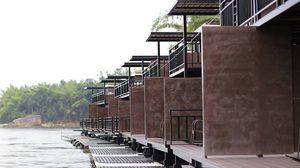 Kwai Tara Riverside Villas รีสอร์ทเปิดใหม่ ริมแม่น้ำแคว กาญจนบุรี