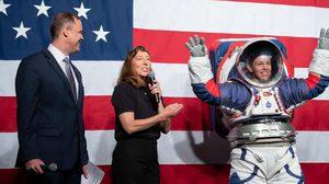 NASA เผยชุดอวกาศโฉมใหม่ (ชมภาพชุด)