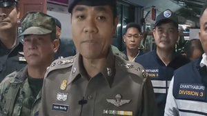 รองโฆษกตำรวจ ลุยตรวจสถานบันเทิง กลางเมืองจันทบุรี