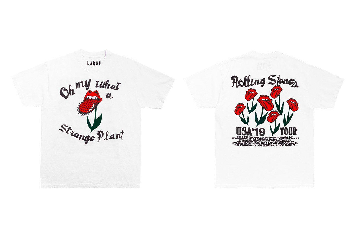 The Rolling Stones x Cactus Plant Flea Market