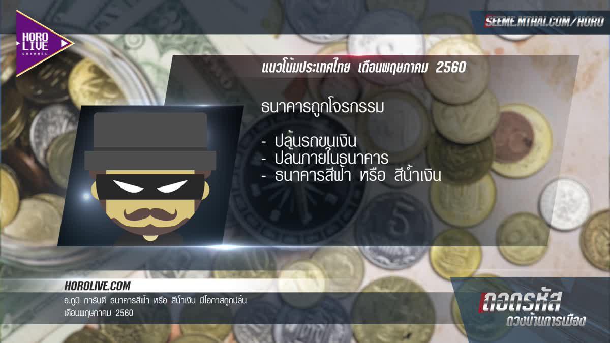 เตรียมรับมือ! ธนาคารดังสีฟ้าอาจถูกปล้น!!