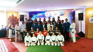 สมาคมกีฬาคาราเต้ไทย จับมือ เอฟบีที พร้อมตั้งเป้าคว้าเหรียญทอง ซีเกมส์ 2017