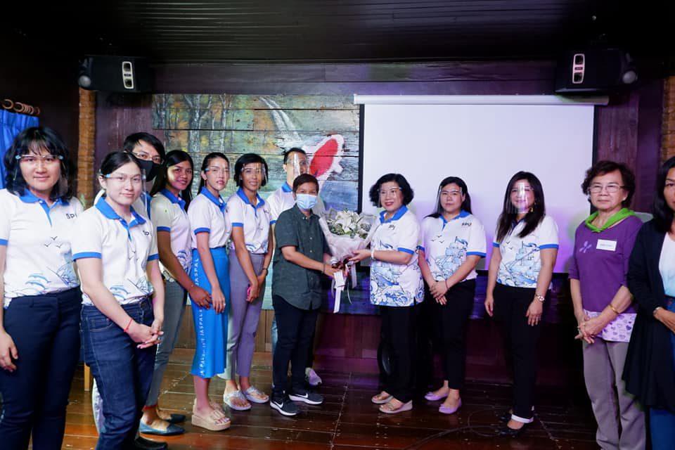 ม.ศรีปทุม ชลบุรี บริการวิชาการสู่สังคม อบรมเชิงปฏิบัติการและกิจกรรม Walk Rally ให้กับผู้ประกอบการในจังหวัด ชลบุรี ระยอง ฉะเชิงเทรา